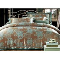 Wholesale Flora Quilt Tencel Bedding / Country Bedding Sets with Jacquard from china suppliers
