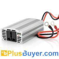 Wholesale 500W Power Inverter (DC12V - AC 110V, USB OUT) from china suppliers