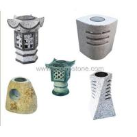 Wholesale Granite marble ,natural stone solar lanterns-2 from china suppliers