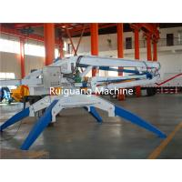 Quality RGY15 Mobile Hydraulic Concrete Placing Boom concrete placing equipment for sale