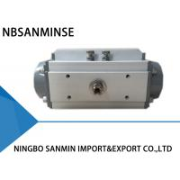Wholesale Custom Solenoid Pneumatic Valve Actuator , 3 Way Valve Pneumatic Actuator from china suppliers