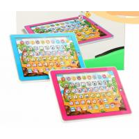 Wholesale Educational Toys For Children's tablet Comput in language learning Pad for Kids ABC Pad toy with Light from china suppliers