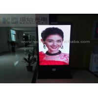 Wholesale High Definition P2.5 Multi Color Vertical Led Display Poster Stand 2200 nit Brightness from china suppliers