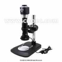 Wholesale 3.5M /1080P Monocular HDMI Digital USB Microscope A34.4904 - H2 Dual Coaxial LED Light Source from china suppliers