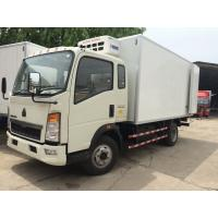 Wholesale CCC Light Duty Commercial Trucks Refrigerator Freezer Van Box Truck For Meat from china suppliers