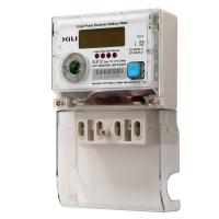 Wholesale Wall Mounted Multifunction Energy Meter with Single phase 2 wire from china suppliers