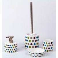 Wholesale 6pcs ceramic bathroom accessories SYBC0071~0075 from china suppliers