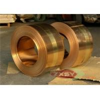 Wholesale Earthing Copper Strip Thick 0.05mm H70 CDA 14000 Series C7541 C7521 C7701 from china suppliers