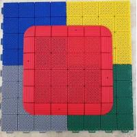 Wholesale long life polypropylene  Assembly Anti Slip Interlocking Removable Plastic Floor Tile from china suppliers
