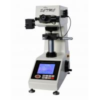 Quality Large LCD Screen Digital Vickers Hardness Tester with Data Statistics for sale