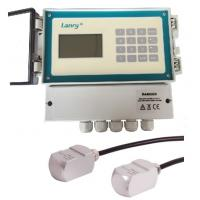 China Portable Digital Ultrasonic Flow Meter For Petrochemical Chemical Industry on sale