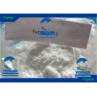 Wholesale High Purity Sex Health Supplements Vardenafil Hydrochloride Trihydrate 224785-90-4 from china suppliers