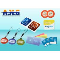 Wholesale Customize NFC Sticker tags S50 ISO 14443A tracked to a specific person/account from china suppliers