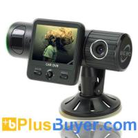 Wholesale 1080P Car DVR Recorder with Motion Detection - 2.0 Inch LCD Screen from china suppliers