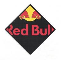 Wholesale Embossed logo red bull PVC bar mat from china suppliers