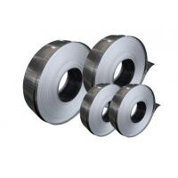Wholesale SCRRM3 SCM432 Cold Rolled Steel Strip , Zinc Plating Steel 100mm Width from china suppliers
