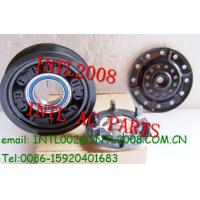Wholesale DENSO 5SL12 air conditioning auto ac compressor magnetic clutch assembly Alfa Fait Grande Punto 5pk pulley 55194880 from china suppliers