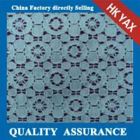 Wholesale 2014 china factory wholesale  Fashion new design High quality cotton/nylon jacquard lace fabric for dress/garment from china suppliers
