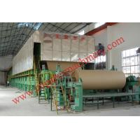 Quality Kraft paper machine for sale