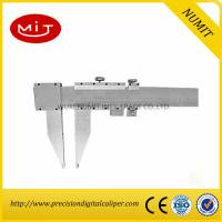 Buy cheap Carbon Steel Stainless Steel Caliper 0-2500mm , Large Size Vernier Caliper  accuracy from wholesalers
