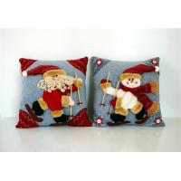 Wholesale New Design Christmas Cushion Christmas Reindeer Pillow from china suppliers