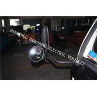 Quality Material Transport Electric Platform Truck 5 Tons White With Single Cab  BD-5 for sale