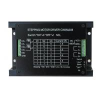 Wholesale Microstepping CNC Hybrid Stepper Motor Driver For Engraving Machine 20 ~ 60V from china suppliers