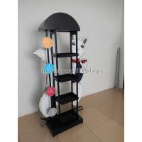 Wholesale Eyecatching Wine Display Rack Metal Grape Wine Commercial Wine Floor Standing Rack from china suppliers