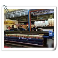 Wholesale 0.5 Feet 126 Inch Large Format Solvent Printer With DX7 Print Head CMYK For Flex Banner from china suppliers