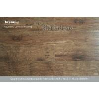 Wholesale AC4 HDF Retro Nostalgic Classic Laminate Flooring , 12 mm Hand Scraped from china suppliers