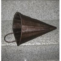 Wholesale Cheap Woven Hanging Flower Basket from china suppliers