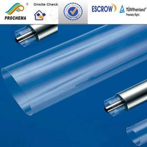 Wholesale PFA printing&dyeing machine roller sleeves, PFA sleeves, PFA thin wall tube from china suppliers