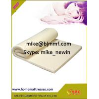 Wholesale queen size memory bed mattress topper from china suppliers