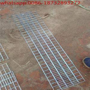 Wholesale galfan coated welded gabion box / zinc-Al coated welded gabion/hot dipped galvanized gabion box / welded gabion / gabion from china suppliers