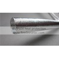 Buy cheap aluminum Heat Protection Tube from wholesalers