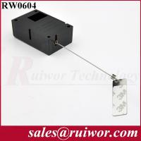 Wholesale RW0604 Steel Cable Lanyard with ratchet stop function from china suppliers