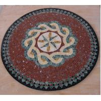 Wholesale Round Colorful Mosaic Tile, Marble bathroom tiles for sale from china suppliers
