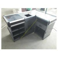 Wholesale Useful Design Convience Store Metal Cash Counter Used In Shopping from china suppliers