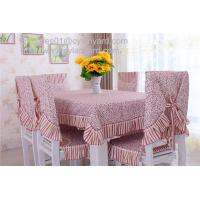 Wholesale Inexpensive heavy duty cotton dining tablecloths and chair covers wholesale, from china suppliers