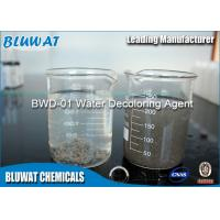 Wholesale El Salvador Dicyandiamide Formaldehyde Polymer Qualified Supplier Bluwat from china suppliers