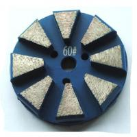 Wholesale 8 Seg Metal Polishing Pads from china suppliers
