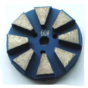 Wholesale 8 Seg Metal Polishing Pads from china suppliers