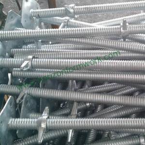 Wholesale Scaffold jack base, Scaffolding parts, Домкрат для строительных лесов from china suppliers