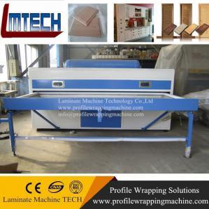 Quality Lowest price easy operation pvc foil membrane vacuum press machine for sale