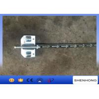 Wholesale Balancing Type Cable Pulling Head Boards For Three Bundle Conductors 100KN - 180KN from china suppliers