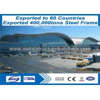 Buy cheap engineered building systems Lightweight Steel Buildings Mildew Resistant from wholesalers