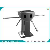 Wholesale Automatic 304 Stainless Steel Tripod Turnstile Gate For Bus Station Access from china suppliers