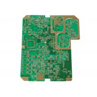 Wholesale UL Double Sided PCB Prototype Rogers 4003C Gold Plated Finish from china suppliers