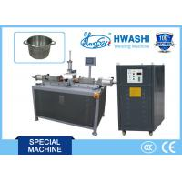 Wholesale Inox Stainless Steel Spot Welding , Cookware Pan Bracket Spot Welding Machine from china suppliers