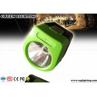 Wholesale 110 Lum Cordless Lamps With Charging Indication , 0.85W  Miners Light Rechargeable from china suppliers